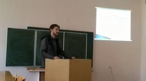 Конференція в КНУ ім. Т.Г. Шевченка
